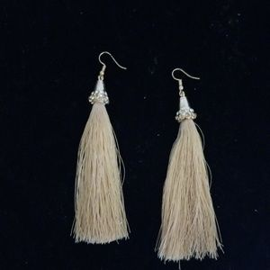 Jewelry - Fringe/Tassel Earrings